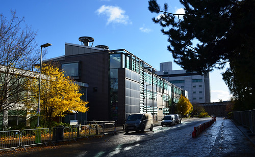 University of Edinburgh, King's Buildings: Engineering