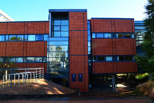 University of Edinburgh, King's Buildings: Centre for Science at Extreme Conditions