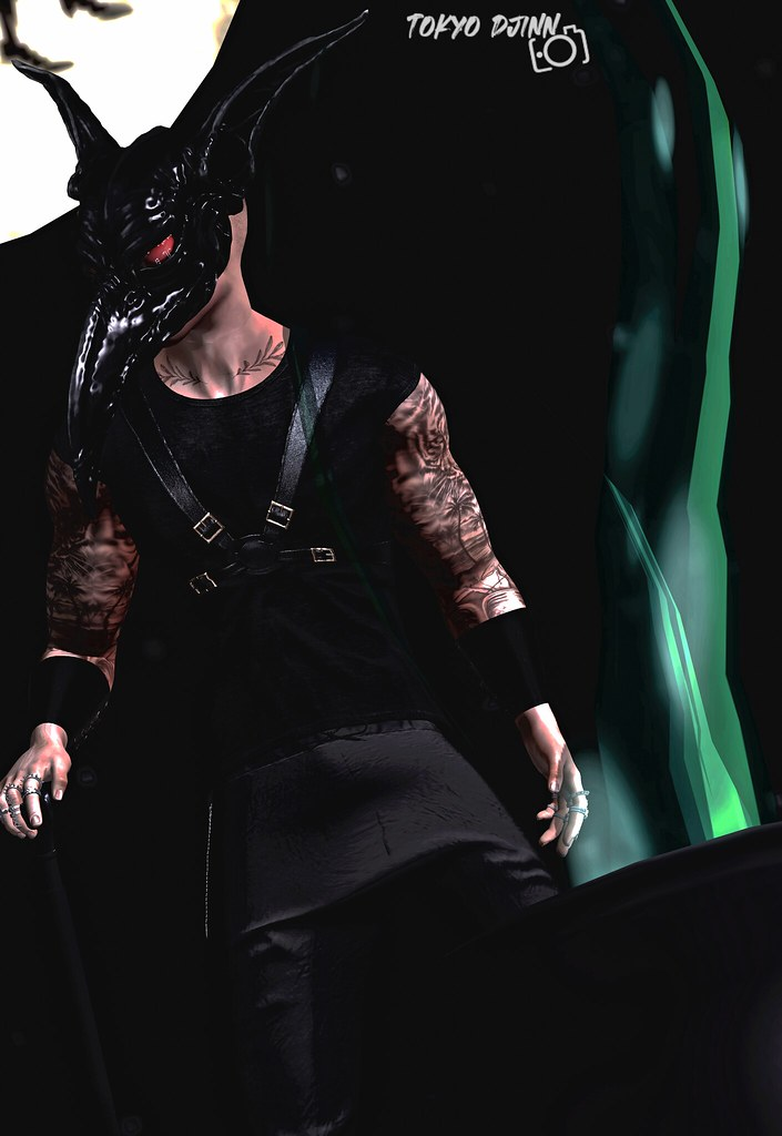 ☑Brujas Malas - Scary Nights - The Bearded Guy☑cinphul // emissary [mask] [add me]