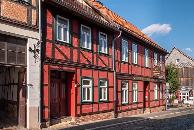 Blankenburg (Harz): Katharinenstraße