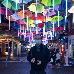 Umbrella road