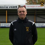 Assistant / Goalkeeping Coach Sammy McFadyen