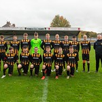 Huntly Youth Development squad & Coaches 2020/21