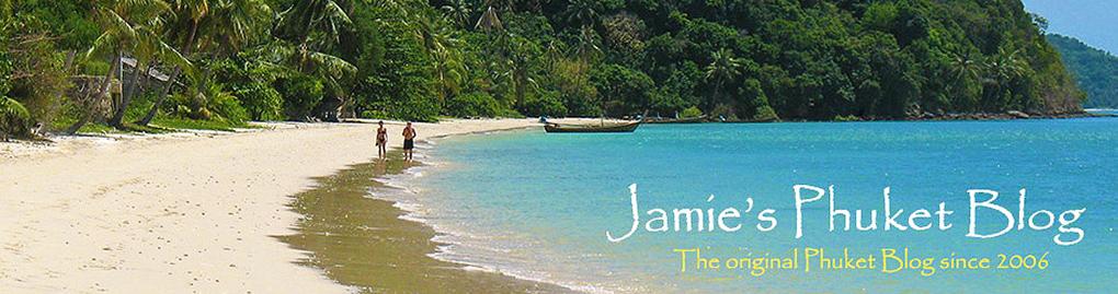 Jamie's Phuket Blog