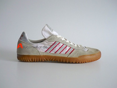 1989 VINTAGE ADIDAS INDOOR SUPER II SPORT SHOES | by aucwd