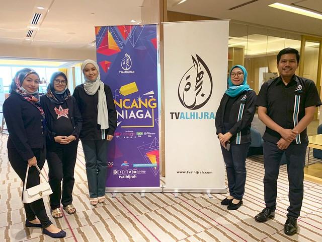 Eksekutif Penjuala Media TV AlHijrah