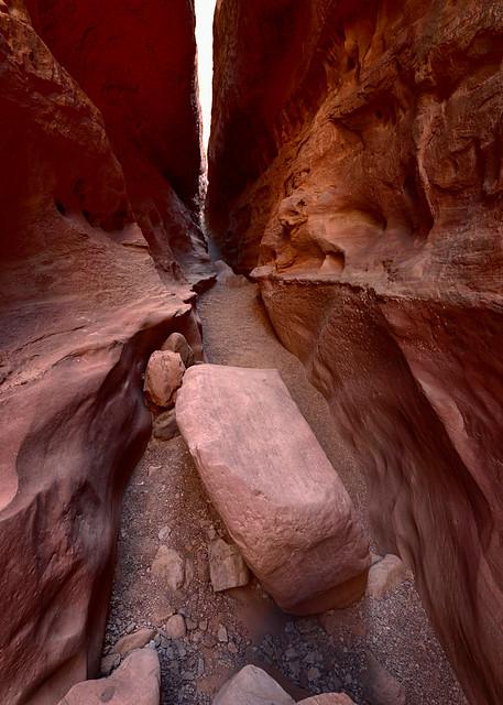Canyon in the San Rafael Swell
