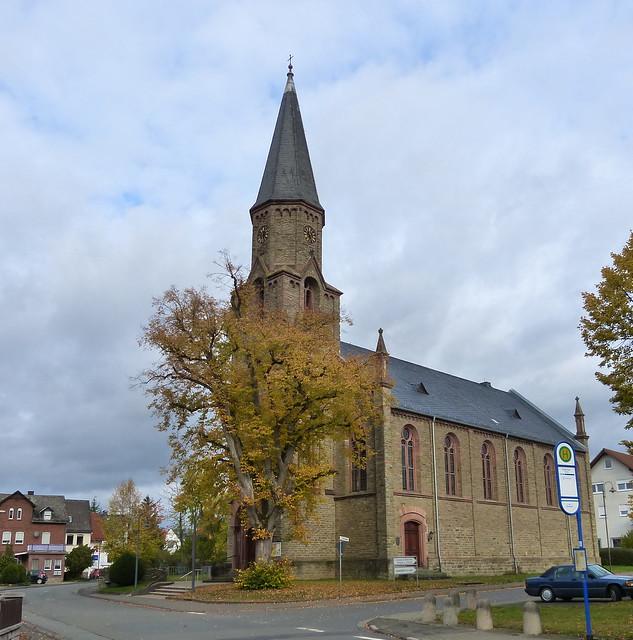 2020 Germany // WW-Lahnhöhenweg // Biskirchen