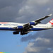 G-BNLY  -  Boeing 747-436  -  British Airways  -  LHR/EGLL 26/1/18