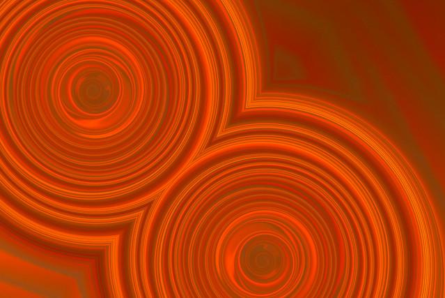 Twirl, over-processed.
