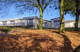 Autumn by the Star Youth Centre at Ashton | by Tony Worrall