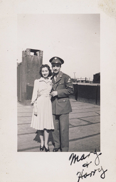 Mary and Harry, 1942