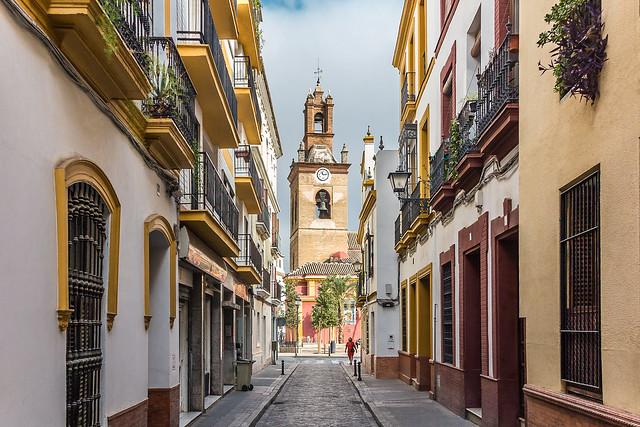 Iglesia de San Lorenzo. Sevilla. España