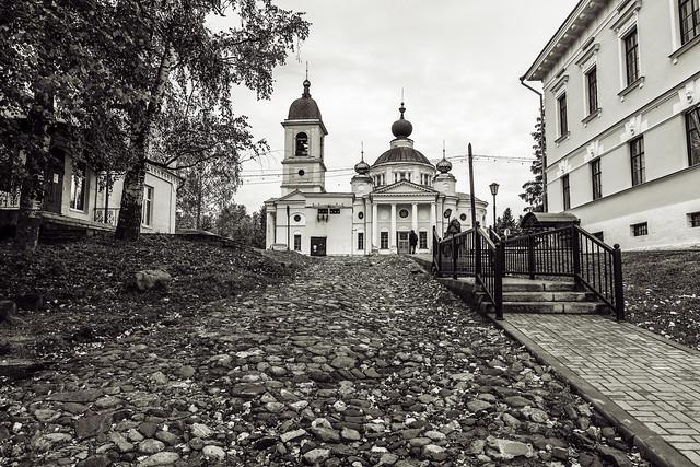 B&W Russia (2) / Черно-белая Россия