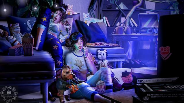 The Horor Movie Night