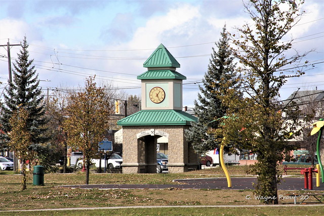Hollinger Park Clock Tower