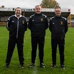 Grant Turner, Iain Ralston & Sammy McFadyen
