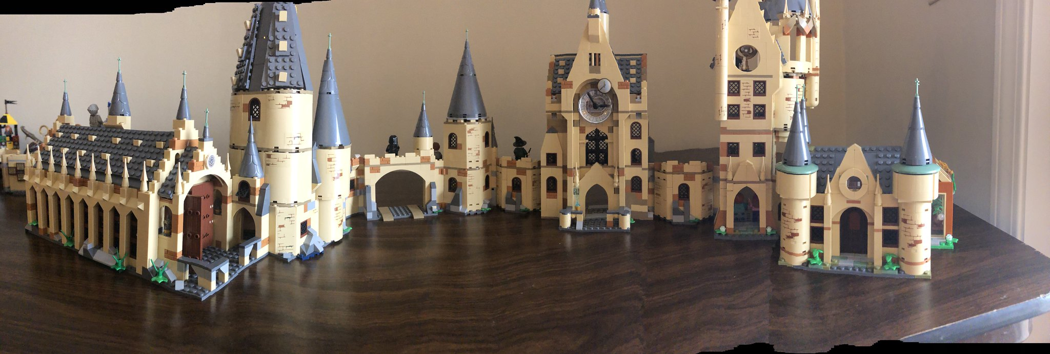 Hogwarts panorama