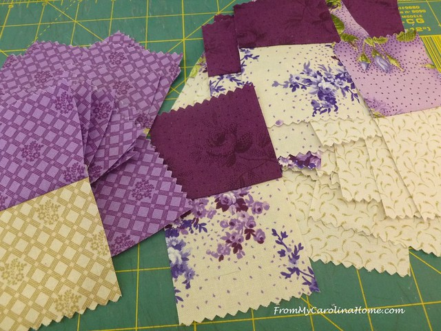 Improv Piecing at FromMyCarolinaHome.com
