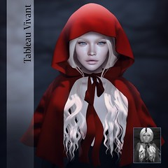 Tableau Vivant  \ Grim[m]Tales - Red Riding Hood