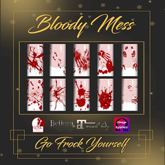 GFY-Bloody Mess Nail Appliers