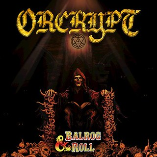 Album Review: Orcrypt - Balog & Roll