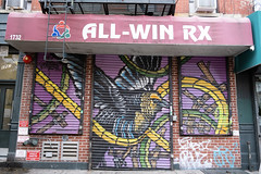 Audobon Mural Project, Harlem