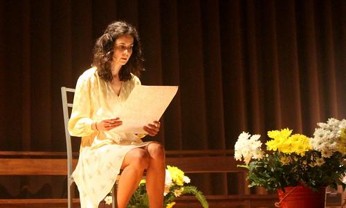 Cartas de In Skené no Festival de Teatro de Fânzeres