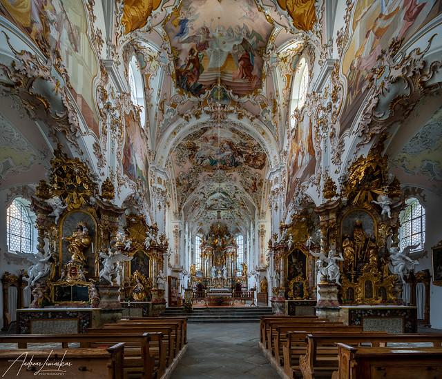 Mariä Geburt (Rottenbuch) Bavaria