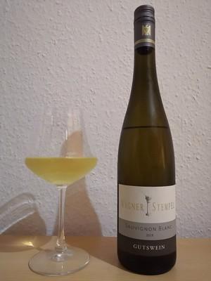 2018er Sauvignon Blanc trocken