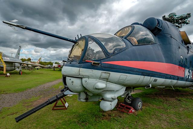 MIL Mi-24D HIND 1970