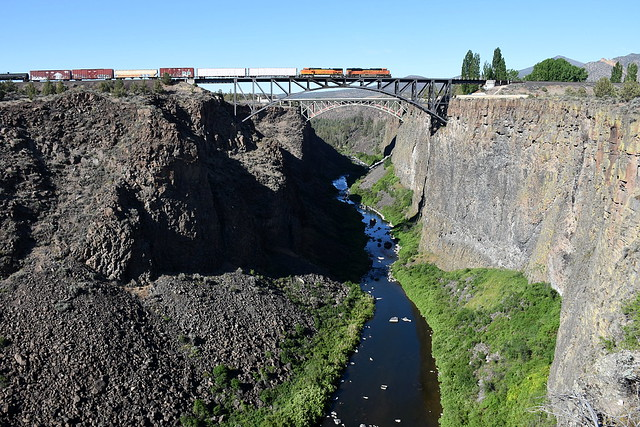 5/28/20 Terrebonne, OR ( Crooked River Bridge )