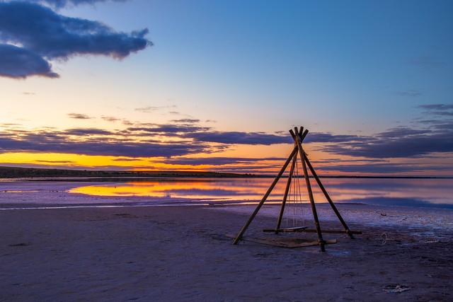 Lake Tyrell Sunset_DSC_6765