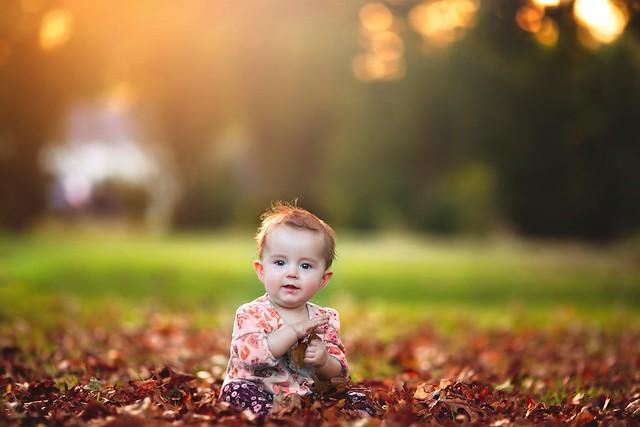 Her First Autumn