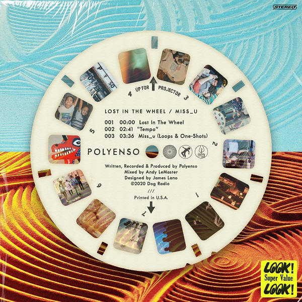Polyenso - Lost In The Wheel