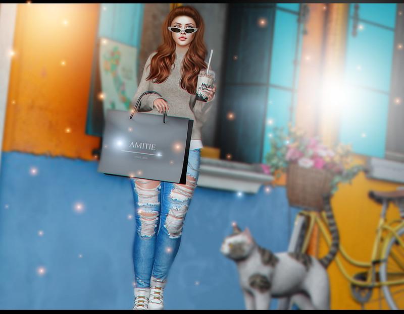 Shopping dazes...