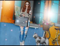 Shopping daze...