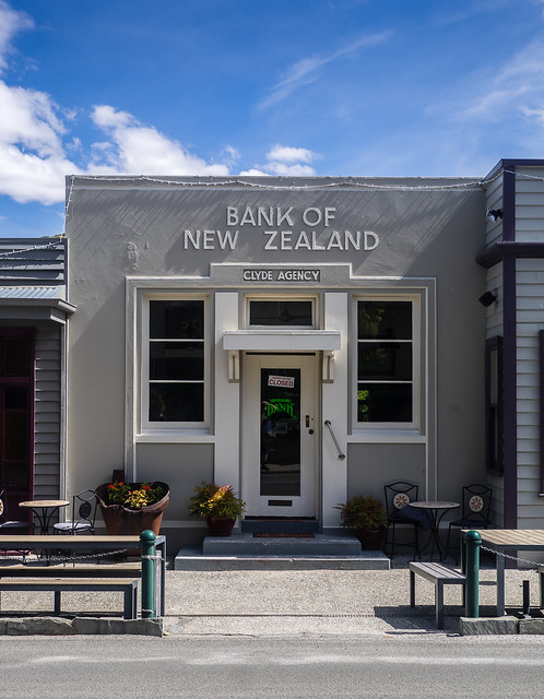 Bank of New Zealand - Clyde Agency