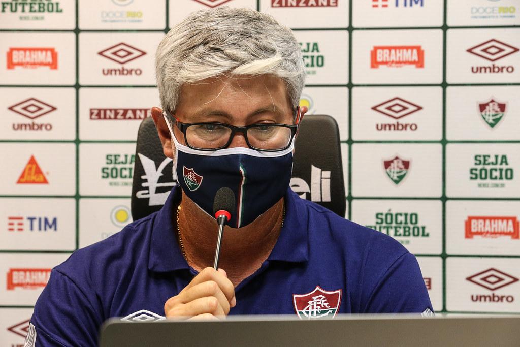 Fluminense x Santos - 25/10/2020