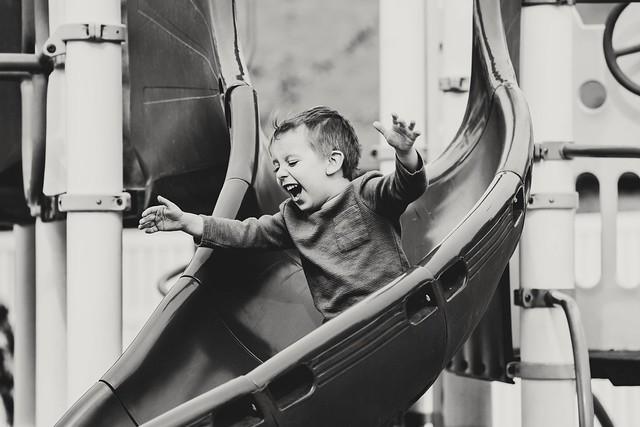 enjoy life like a child...