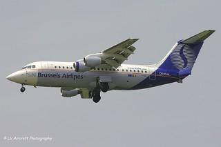 OO-DJK_RJ85_SN Brussels Airlines_blue inlet engine 2