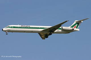I-DACZ_MD82_Alitalia_-