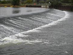 UK - Berkshire - Near Slough - Jubilee River - Weir