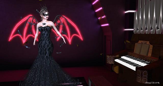 Virtual Trends: Bat Queen