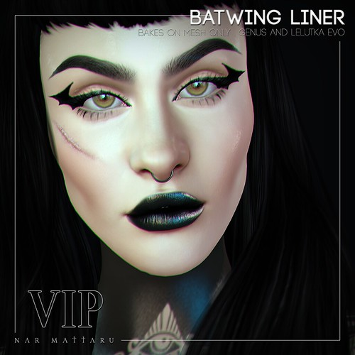 New Batwing Liner VIP Group Gift out now!