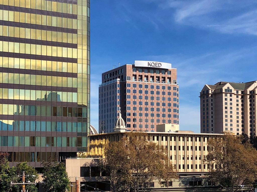 KQED Building - 50 West San Fernando Street - San Jose - California