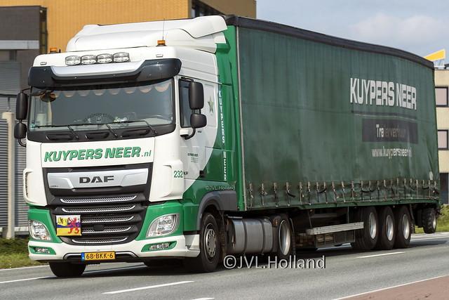 DAF XF 450  NL  'Kuypers Neer' 200911-041-C6 ©JVL.Holland