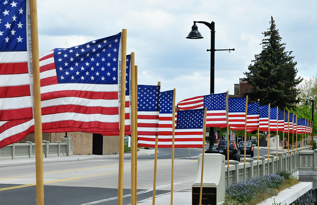 Memorial day in Bend Oregon