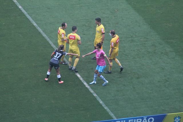 Grêmio 0 x 3 Corinthians - Brasileirão Feminino A1