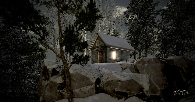 Cozy Light in the Night